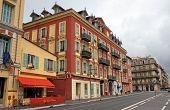 Nice - Architecture Along Promenade Des Anglais