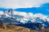 Fitz Roy Mountain, El Chalten, Patagonia, Argentina.