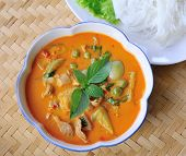 Pork Curry , Thai Cuisine