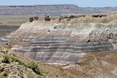 Colors Of The Painted Desert