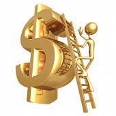 Dollar Climb