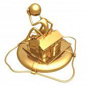 Life Preserver House
