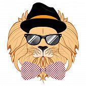 Lion Hipster