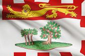Canadian Provinces Flags Series - Prince Edward Island