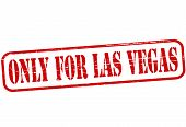 Only For Las Vegas