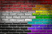 Dark Brick Wall - Lgbt Rights - Yemen
