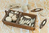 Ancient Tool To Make Thread Bobbin