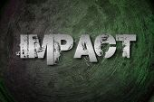 foto of encounter  - Impact Concept text on background energy idea - JPG