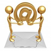 Exchanging E-Mail Communications