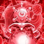 Global Pandemic Virus