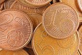 Top View Euro Money