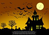 Halloween Card.