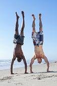 Healthy Beach Lifestyle