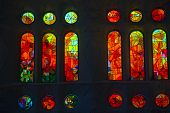 Sagrada Familia - Stained Glass Windows