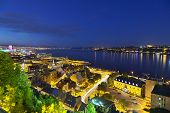 Quebec City And St. Lawrence River, Canada