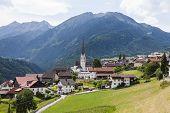 Mountain Village, Austria