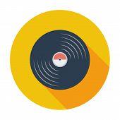 Record icon.