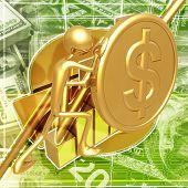 Push Gold Coin