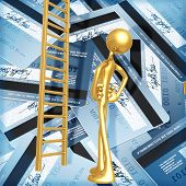 Ladder Out Of Credit Debt