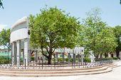 Santa Clara Foundation Monument