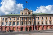 Foreign Office Of Sweden In Stockholm.