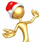 Christmas Presenter