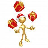 Juggling Presents