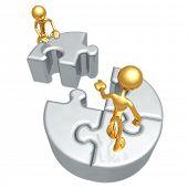 Puzzle Leadership