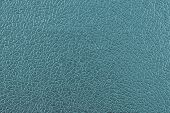Imitation Of Leather Dark Azure Color