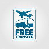 Free Transfer Icon