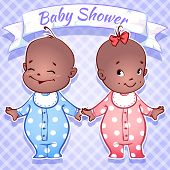 Baby Shower - boy and girl