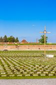 picture of piety  - Small Fortress Theresienstadt with cemetery - JPG