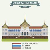 Royal Grand Palace. Bangkok