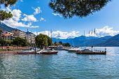 Lake Of Lucarno