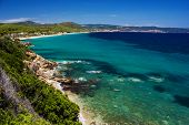 picture of greek  - Tourist destination Mediterranean Sea - JPG