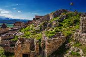 Rasnov Fortress And Castle - Rasnov, Romania, Transylvania