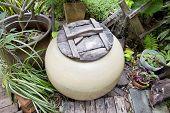 Thailand Clay Jar