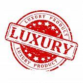 Damaged Stamp - Luxury