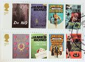 James Bond Books