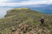 Small Island, Lake Baikal