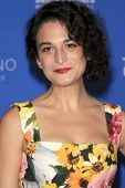 SANTA BARBARA - FEB 1:  Jenny Slate at the Santa Barbara International Film Festival - Virtuosos Award at a Arlington Theater on February 1, 2015 in Santa Barbara, CA