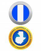 Button As A Symbol Guatemala