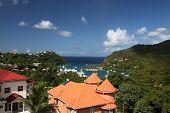 Hurricane Hole, St. Lucia