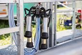 Automatic Mechanized Milking Equipment For Farm Industry