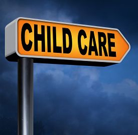 foto of daycare  - child care in daycare or cr - JPG