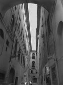 Medieval Street.