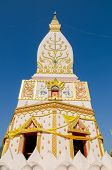 stock photo of northeast  - Stupa in Loei province - JPG