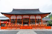 foto of inari  - Fushimi Inari Shrine in Kyoto - JPG