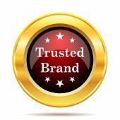 foto of trust  - Trusted brand icon - JPG
