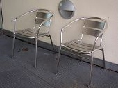 Chrome Chairs